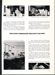 Page 15, 1965 Edition, West High School - Cat Log Yearbook (Bremerton, WA) online yearbook collection