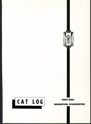 Page 5, 1965 Edition, West High School - Cat Log Yearbook (Bremerton, WA) online yearbook collection