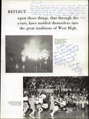Page 11, 1966 Edition, West High School - Cat Log Yearbook (Bremerton, WA) online yearbook collection
