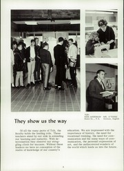 Page 12, 1966 Edition, Tolt High School - Tolo Yearbook (Carnation, WA) online yearbook collection