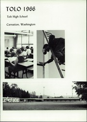 Page 5, 1966 Edition, Tolt High School - Tolo Yearbook (Carnation, WA) online yearbook collection