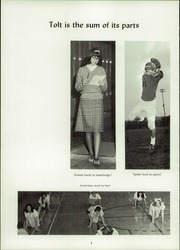 Page 8, 1966 Edition, Tolt High School - Tolo Yearbook (Carnation, WA) online yearbook collection