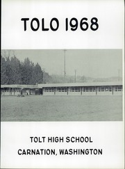 Page 5, 1968 Edition, Tolt High School - Tolo Yearbook (Carnation, WA) online yearbook collection
