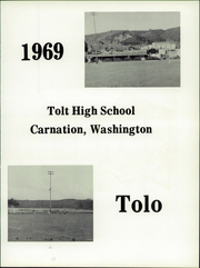 Page 5, 1969 Edition, Tolt High School - Tolo Yearbook (Carnation, WA) online yearbook collection