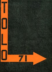 1971 Edition, Tolt High School - Tolo Yearbook (Carnation, WA)