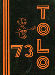 1973 Edition, Tolt High School - Tolo Yearbook (Carnation, WA)