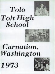 Page 5, 1973 Edition, Tolt High School - Tolo Yearbook (Carnation, WA) online yearbook collection