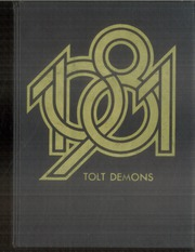 1981 Edition, Tolt High School - Tolo Yearbook (Carnation, WA)