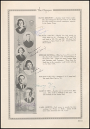 Page 15, 1922 Edition, Olympia High School WW Miller High School - Olympiad Yearbook (Olympia, WA) online yearbook collection