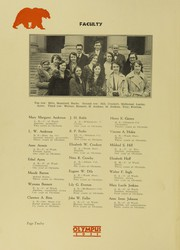 Page 16, 1931 Edition, Olympia High School WW Miller High School - Olympiad Yearbook (Olympia, WA) online yearbook collection