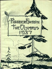 Page 5, 1937 Edition, Olympia High School WW Miller High School - Olympiad Yearbook (Olympia, WA) online yearbook collection