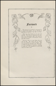Page 12, 1922 Edition, Wenatchee High School - Wa Wa Yearbook (Wenatchee, WA) online yearbook collection