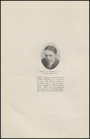 Page 6, 1922 Edition, Wenatchee High School - Wa Wa Yearbook (Wenatchee, WA) online yearbook collection