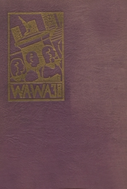 Page 1, 1938 Edition, Wenatchee High School - Wa Wa Yearbook (Wenatchee, WA) online yearbook collection