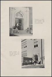 Page 11, 1938 Edition, Wenatchee High School - Wa Wa Yearbook (Wenatchee, WA) online yearbook collection