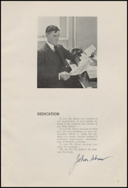 Page 9, 1938 Edition, Wenatchee High School - Wa Wa Yearbook (Wenatchee, WA) online yearbook collection