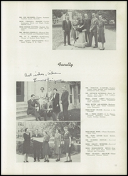 Page 15, 1942 Edition, Wenatchee High School - Wa Wa Yearbook (Wenatchee, WA) online yearbook collection