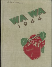 Page 1, 1944 Edition, Wenatchee High School - Wa Wa Yearbook (Wenatchee, WA) online yearbook collection