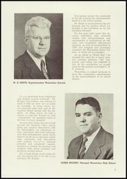 Page 13, 1945 Edition, Wenatchee High School - Wa Wa Yearbook (Wenatchee, WA) online yearbook collection