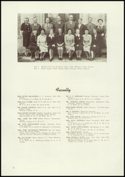 Page 14, 1945 Edition, Wenatchee High School - Wa Wa Yearbook (Wenatchee, WA) online yearbook collection