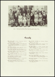 Page 15, 1945 Edition, Wenatchee High School - Wa Wa Yearbook (Wenatchee, WA) online yearbook collection