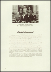 Page 16, 1945 Edition, Wenatchee High School - Wa Wa Yearbook (Wenatchee, WA) online yearbook collection