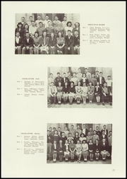 Page 17, 1945 Edition, Wenatchee High School - Wa Wa Yearbook (Wenatchee, WA) online yearbook collection