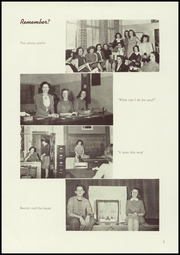 Page 9, 1945 Edition, Wenatchee High School - Wa Wa Yearbook (Wenatchee, WA) online yearbook collection