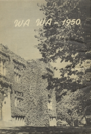 Wenatchee High School - Wa Wa Yearbook (Wenatchee, WA) online yearbook collection, 1950 Edition, Page 1