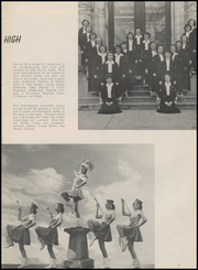 Page 11, 1950 Edition, Wenatchee High School - Wa Wa Yearbook (Wenatchee, WA) online yearbook collection