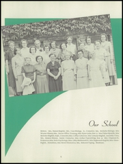 Page 10, 1954 Edition, Wenatchee High School - Wa Wa Yearbook (Wenatchee, WA) online yearbook collection