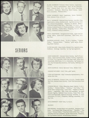 Page 15, 1954 Edition, Wenatchee High School - Wa Wa Yearbook (Wenatchee, WA) online yearbook collection