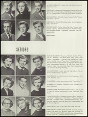 Page 16, 1954 Edition, Wenatchee High School - Wa Wa Yearbook (Wenatchee, WA) online yearbook collection