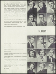 Page 17, 1954 Edition, Wenatchee High School - Wa Wa Yearbook (Wenatchee, WA) online yearbook collection