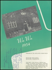 Page 5, 1954 Edition, Wenatchee High School - Wa Wa Yearbook (Wenatchee, WA) online yearbook collection