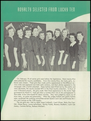 Page 6, 1954 Edition, Wenatchee High School - Wa Wa Yearbook (Wenatchee, WA) online yearbook collection