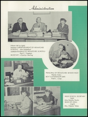Page 9, 1954 Edition, Wenatchee High School - Wa Wa Yearbook (Wenatchee, WA) online yearbook collection