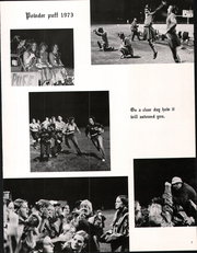 Page 11, 1974 Edition, University High School - Kronos Yearbook (Spokane, WA) online yearbook collection