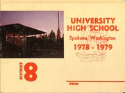 1979 Edition, University High School - Kronos Yearbook (Spokane, WA)