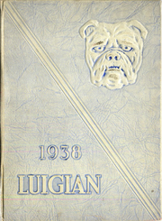 Page 1, 1938 Edition, Gonzaga Preparatory School - Luigian Yearbook (Spokane, WA) online yearbook collection
