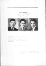 Page 15, 1938 Edition, Gonzaga Preparatory School - Luigian Yearbook (Spokane, WA) online yearbook collection