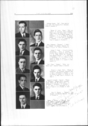 Page 17, 1938 Edition, Gonzaga Preparatory School - Luigian Yearbook (Spokane, WA) online yearbook collection