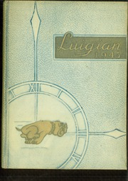1945 Edition, Gonzaga Preparatory School - Luigian Yearbook (Spokane, WA)
