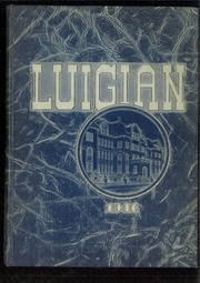 1946 Edition, Gonzaga Preparatory School - Luigian Yearbook (Spokane, WA)