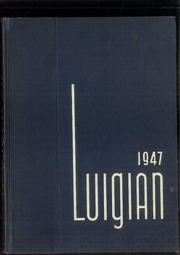 1947 Edition, Gonzaga Preparatory School - Luigian Yearbook (Spokane, WA)