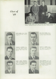 Page 16, 1948 Edition, Gonzaga Preparatory School - Luigian Yearbook (Spokane, WA) online yearbook collection
