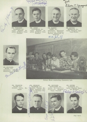 Page 11, 1949 Edition, Gonzaga Preparatory School - Luigian Yearbook (Spokane, WA) online yearbook collection