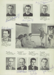 Page 13, 1949 Edition, Gonzaga Preparatory School - Luigian Yearbook (Spokane, WA) online yearbook collection