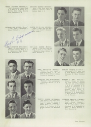 Page 17, 1949 Edition, Gonzaga Preparatory School - Luigian Yearbook (Spokane, WA) online yearbook collection