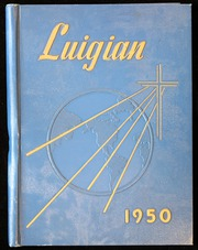 1950 Edition, Gonzaga Preparatory School - Luigian Yearbook (Spokane, WA)